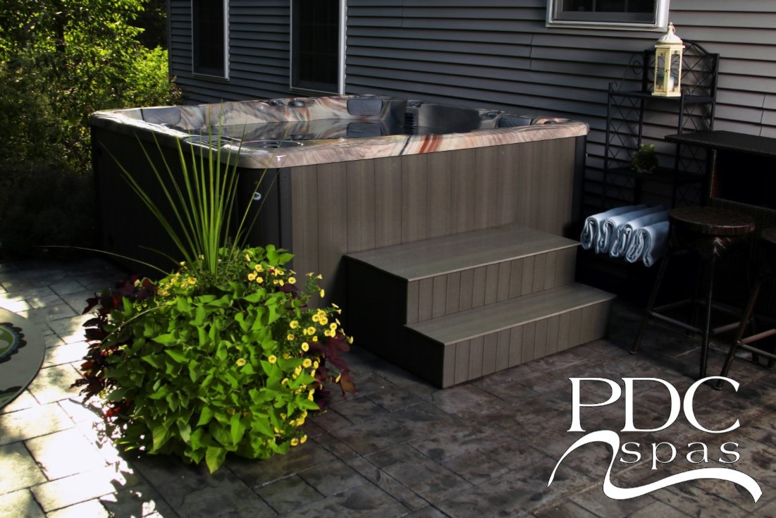 PDC Spas offers a diverse line of hot tubs and swim spas to meet your expectations and your budget!